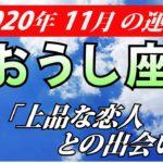 【牡牛座運勢】2020年11月の恋愛運・仕事運・金運・全体運を占う【おうし座を西洋占星術で占う】