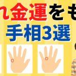 【手相占い】将来はお金持ち!?隠れ金運をもつ手相3選