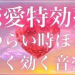 【超絶強力】乱れた恋愛運波を綺麗に!恋愛運と自律神経を整える瞑想BGM |幸せのセロトニンが溢れてくる
