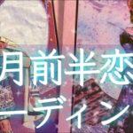 ❤️あなたの12月前半の恋愛運!❤️タロット&オラクルカードリーディング