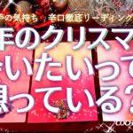辛口!会いたいって思ってる?お相手の気持ち クリスマス【タロット】恋愛、占い、徹底リーディング